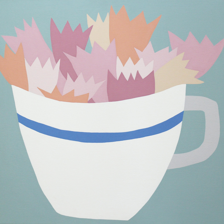 박노을, Flower cup