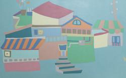 박노을, Small village