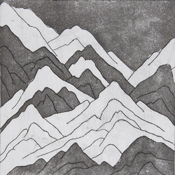 Landscape's fragment Series7