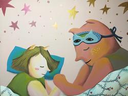 연정현, honey sleep-stay with me