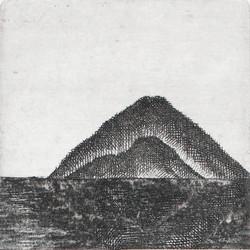 Landscape's fragment Series25