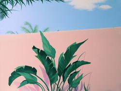 황다연, Pink land