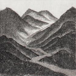 Landscape's fragment Series30