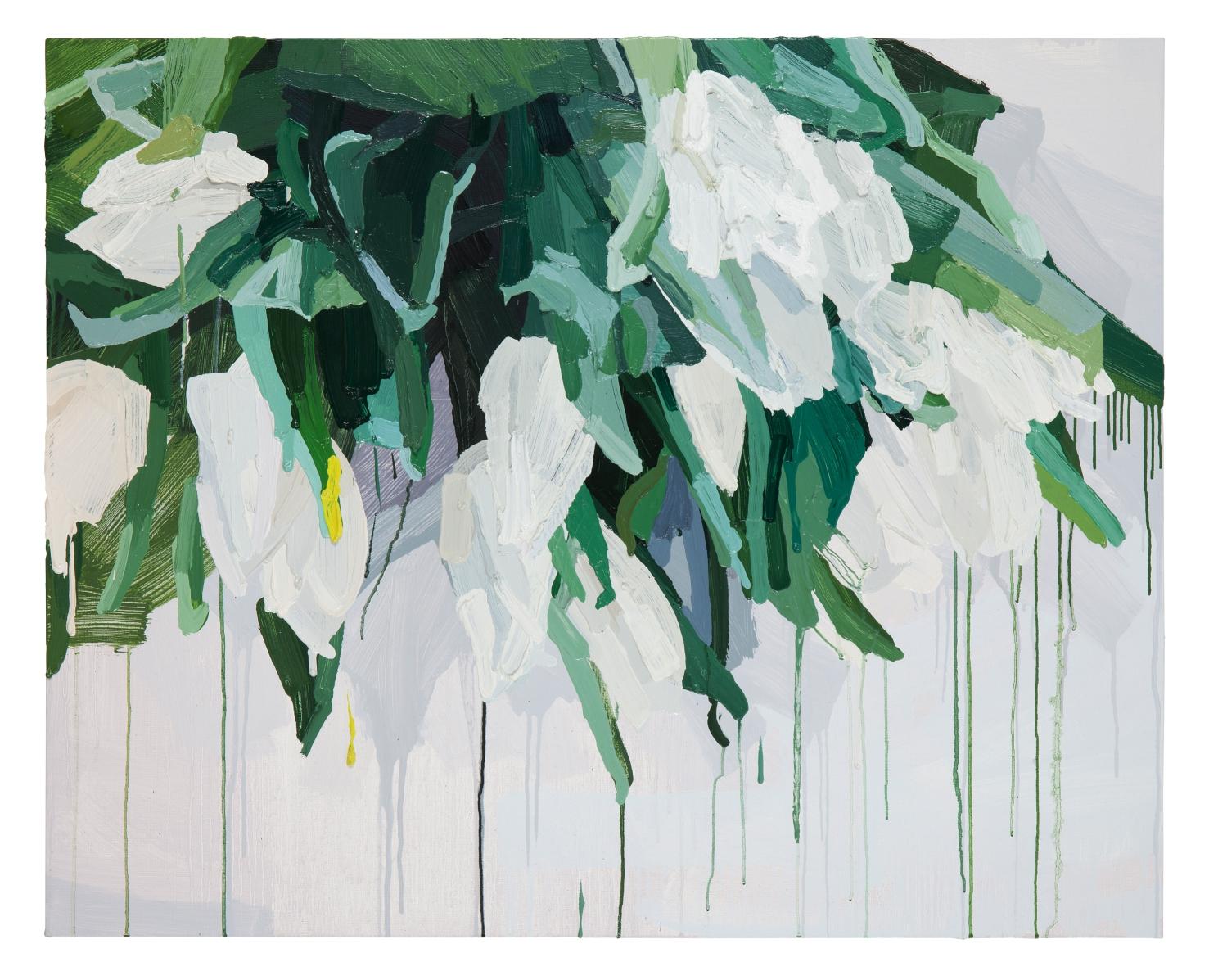 white tulips #2