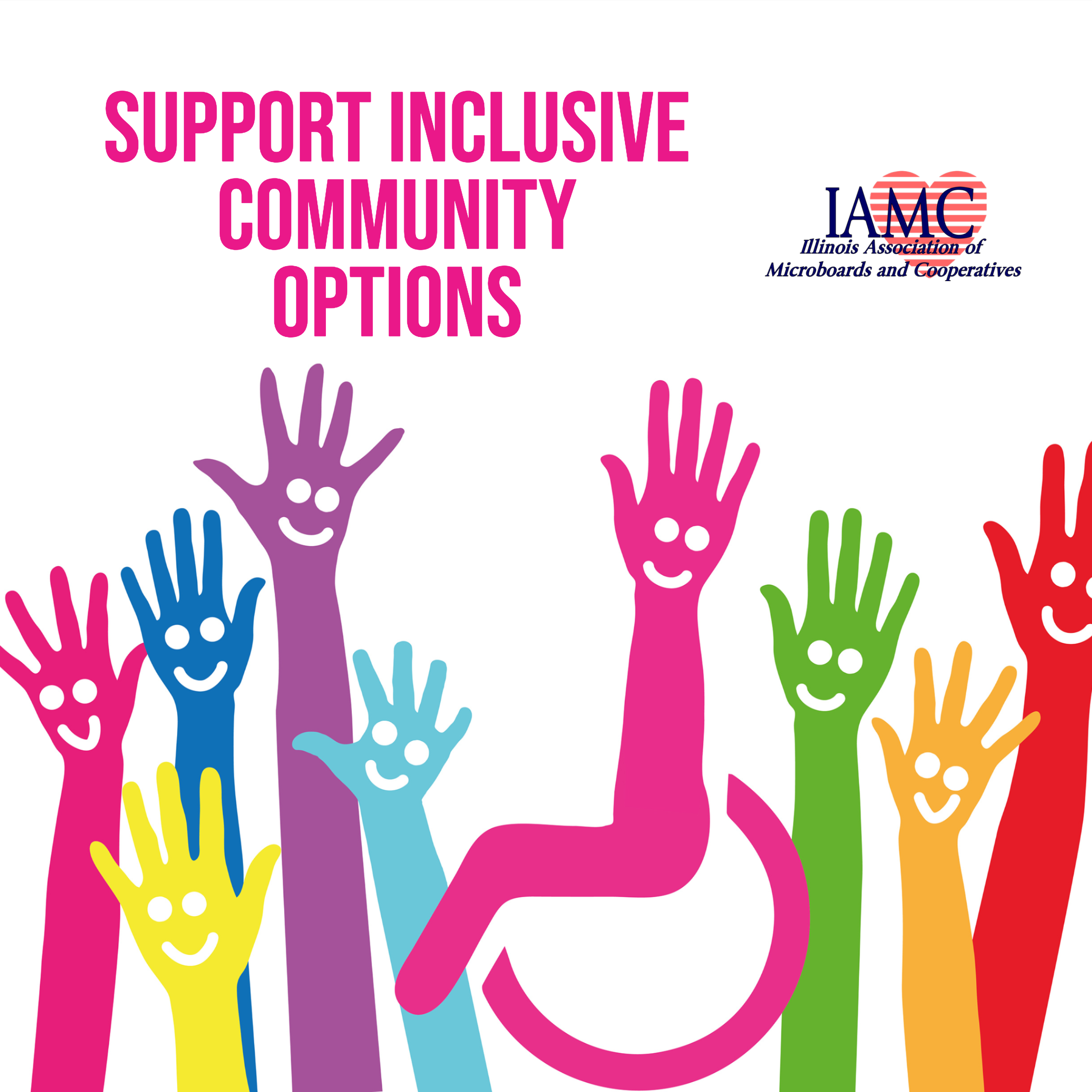 Click Here to Support IAMC