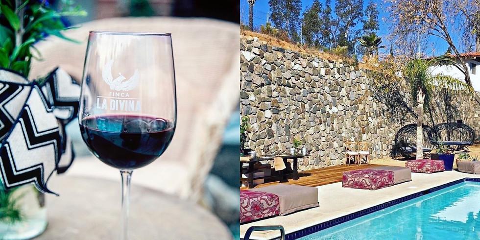 Baja Wine Country. Weekend in Valle de Guadalupe.