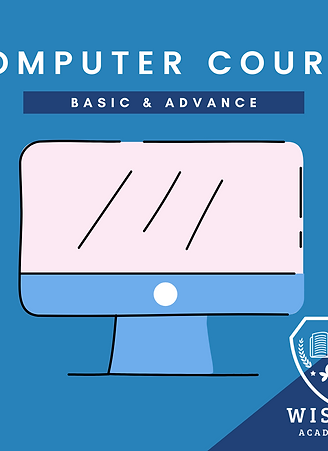BASIC COMPUTER COURSE(6 Months)