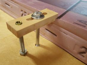 CNC Clamp Design