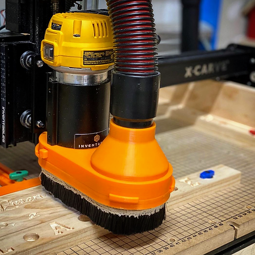 P2P Dust Boot for X-Carve