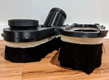 Custom Dust Boot Design and Fabrication