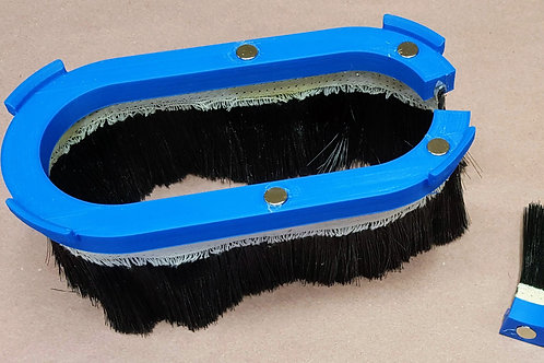 P2P Dust Boot - Spare Brush - Standard, Short, and Long Options!