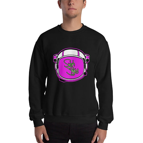 Space Helmet Sweater