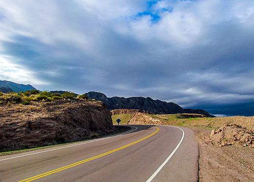 Fotografia Estrada