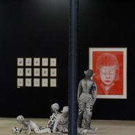 Eindruck Ausstellung – Internationale Zeitgenossische Druckgrafik