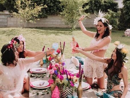 Hen, hen, hooray – Braut Party als neuer Trend