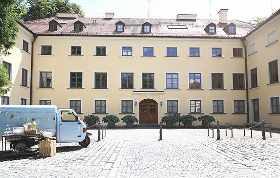 Sektempfang, Ismaning, Standesamt, Kirche, Hochzeit, mobile Bar, Sektempfang Hochzeit, Bayern, München, Ape