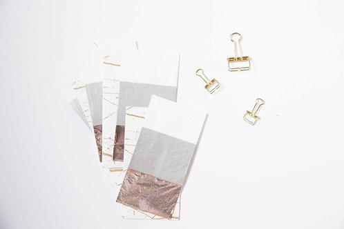 Servietten, gold-weiß, metallisch, silber, Talking Tables, Papierservietten