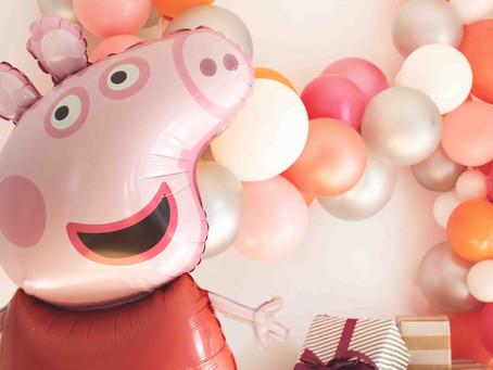 Schnutz, die Wutz: Eine Peppa Pink Party Inspiration