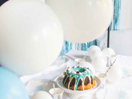 "Eisprinzessin: Eine ""Frozen"" Party Inspiration"
