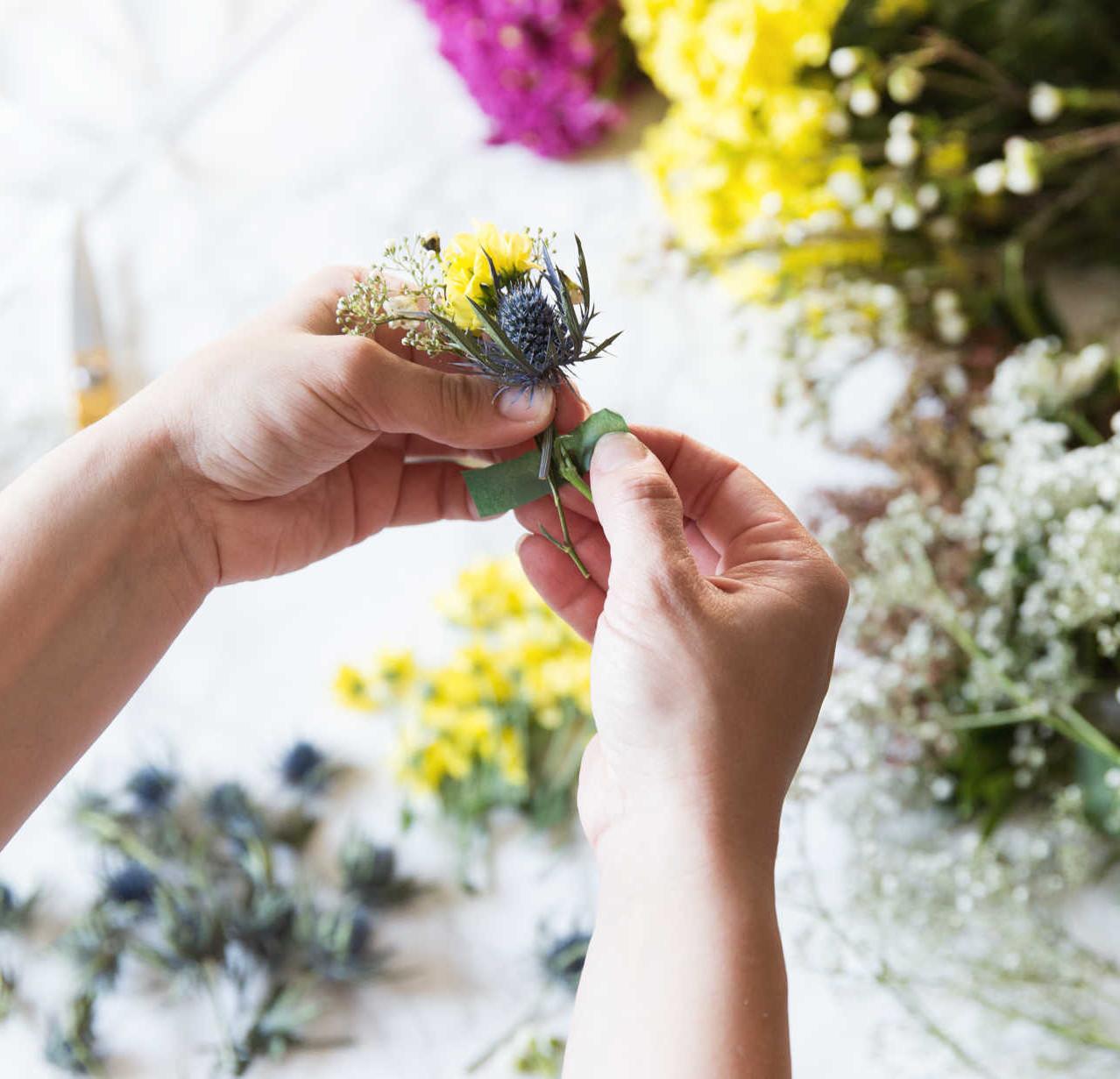 Tutorial Blumenkranz
