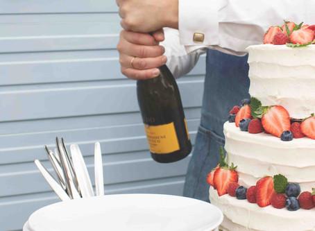 April, April: Standesamtliche Hochzeit am Tegernsee