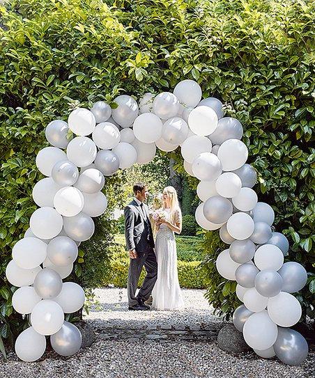 Ballonkit, Ballonbogen, Balloon Arch, Talking Tables, Hochzeitsdeko, Ballongirlande, Ballon, Ballondeko, Backdrop, Photobooth