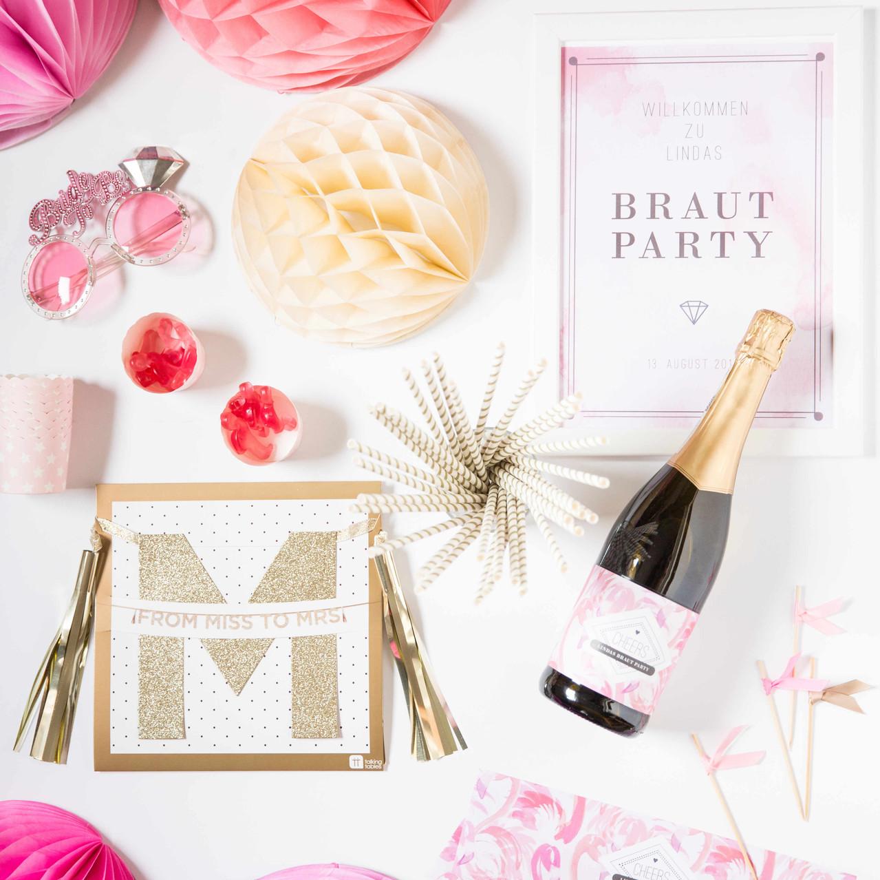 Braut Party Kit