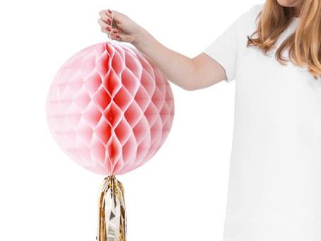 Runde Sache: Wie man Honeycombs aufbaut und drapiert