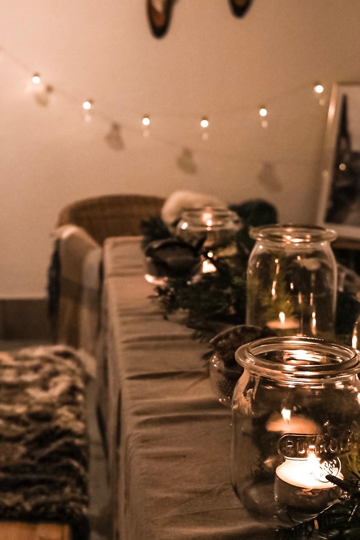 Party, Gartenparty, Winter, Winterparty, Outdoor-Party, Partydeko, Weihnachten, Weihnachtsdeko, Schneeparty, Winterfeier, Glühwein, Feiern mit Kindern, Weihnachten, Xmas, Nikolaus, Weihnachtsmann