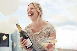 Sektempfang, mobile Bar, Hochzeit, München, Ammersee, Starnberger See, Sektempfang nach Trauung, Idee, Hochzeit, Standesamt