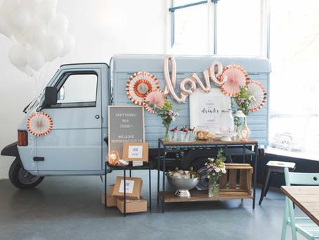Yes, we ♥ rosé! HORST auf der Vintage Wedding Hochzeitsmesse
