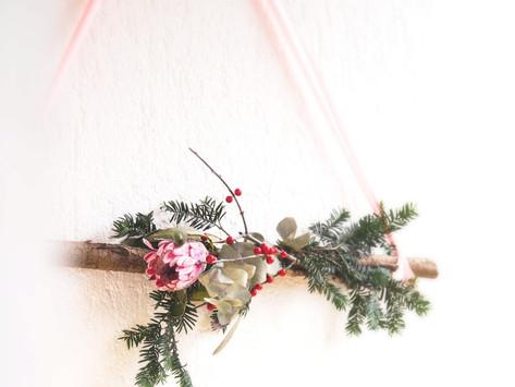 DIY: Advent, Advent, ein Zweiglein hängt