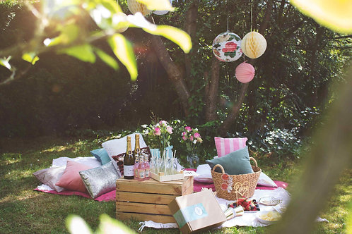 Braut Party, JGA, JGA Deko, JGA-Ideen, Bridal Picknick, Picknick, Braut Picknick, Bridal Shower