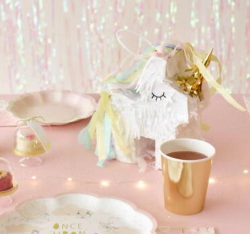Piñata, Pinata, Einhorn, Unicorn, Kindergeburtstag, Einhorn-Geburtstag, Mottoparty, Themengeburtstag, Deko