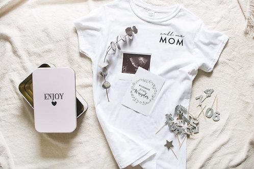 Geschenkidee, Schwanger, Schwanger Verkündung, Mommy to be, Geschenk, Wochenwechsel, Mommy to be Box