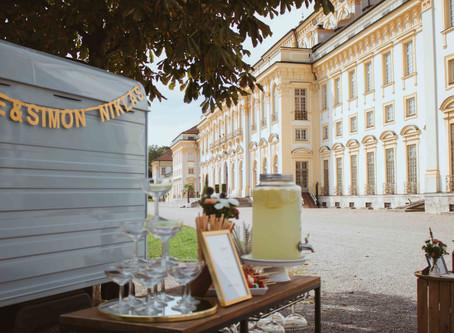 Toskana Feeling in Schleissheim: HORST im Schlossgarten
