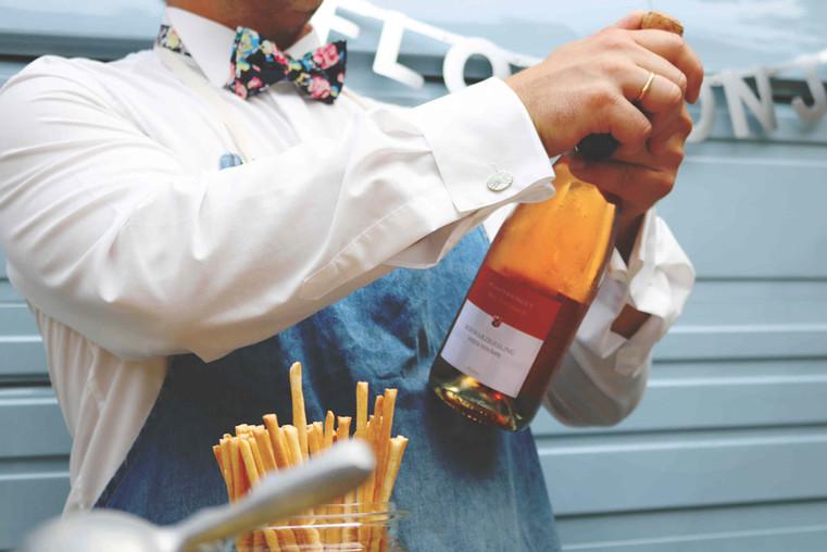 Mobile Bar, Foodtruck, HORST, Sektempfang, Hochzeit, München, Firmenevent, Pop-Up-Bar, standesamtliche Trauung, kirchliche Trauung