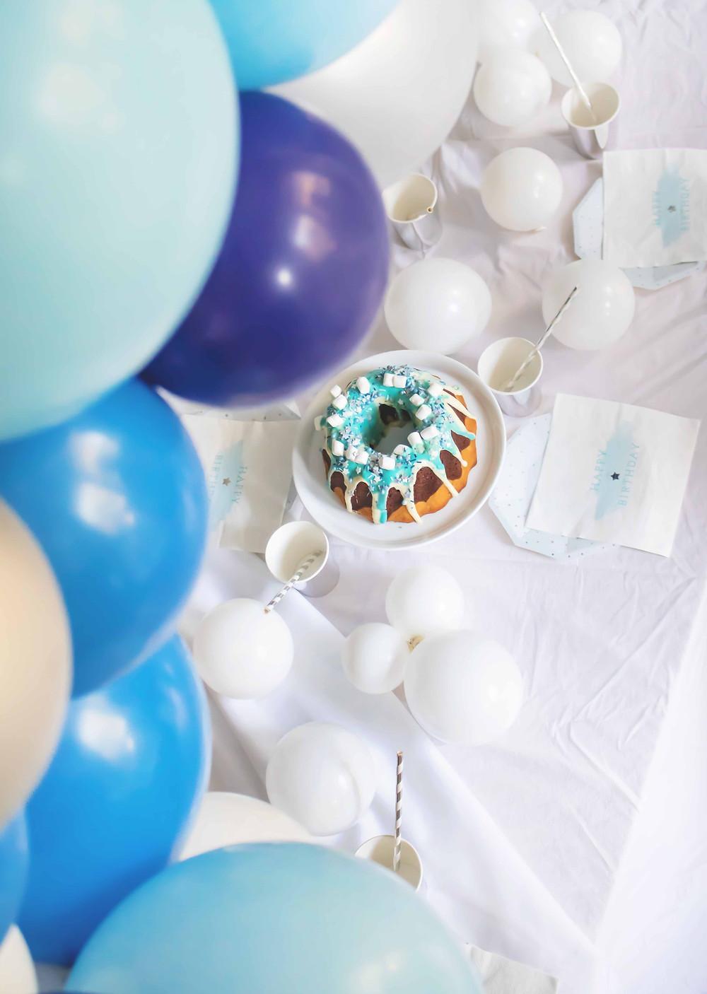EisPrinzessin, Frozen, Elsa, Elsa-Party, Mottoparty, Kindergeburtstag, Mädchengeburtstag, Kinderdeko, Partydeko, Geburtstagsdeko
