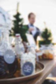Drinks, Snacks, Sektempfang, mobile Bar, Standesamt, HORST, Bayern, Kirche, München, Hochzeit, Glühwein, Weihnachtsfeier, Limonadenbar