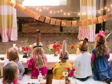 SOMMER, SONNE, SONNENSCHEIN 3,5 Tipps für einen Sommer- Kindergeburtstag