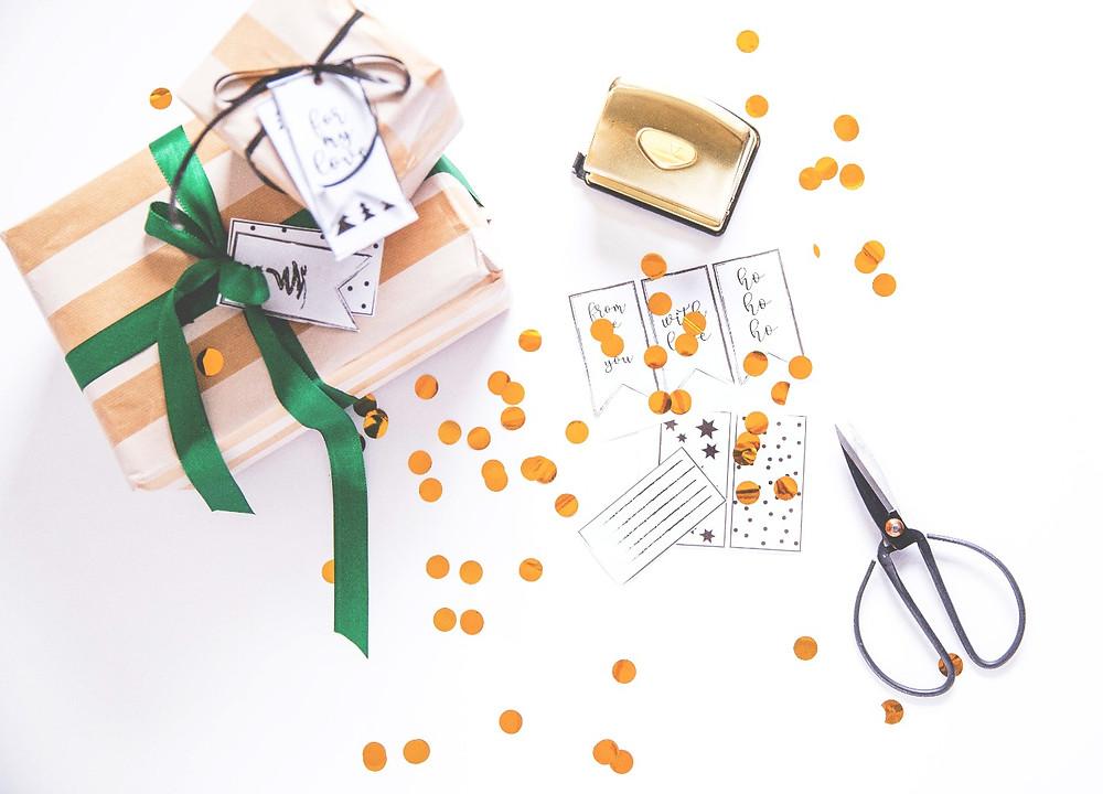 DIY, Tutorial, Last Minute, Partyhacks, Silvester, Silvesterdeko, Printables, Freebies, New Years Eve, Silvesterparty
