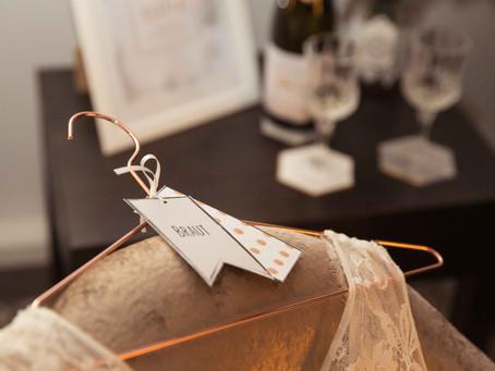 Sweets for my Suite: Wenn die Braut sich fertig macht