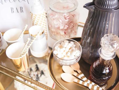 How to: Tipps für eine Hot Chocolate Bar