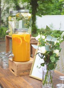 Horst, Sektempfang, Horst on Tour, Hochzeit, mobile Bar, Pop up Bar, Foodtruck, Barkeeper, München, Standesamt, Kirche, St. Michael