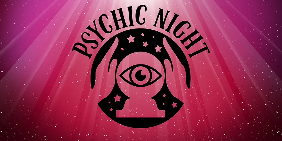 PSYCHIC EVENING WITH BARRIE JOHN, INTERNATIONAL TV MEDIUM - SATURDAY 21ST MARCH, 6PM UNTIL 10:30PM ***NOW POSTPONED***