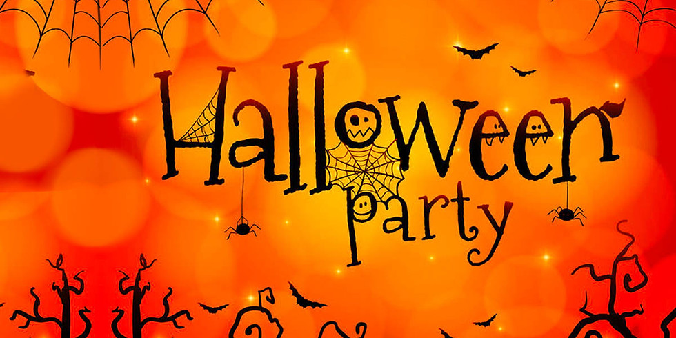 Halloween Party - Tuesday October 29th, 5-7pm