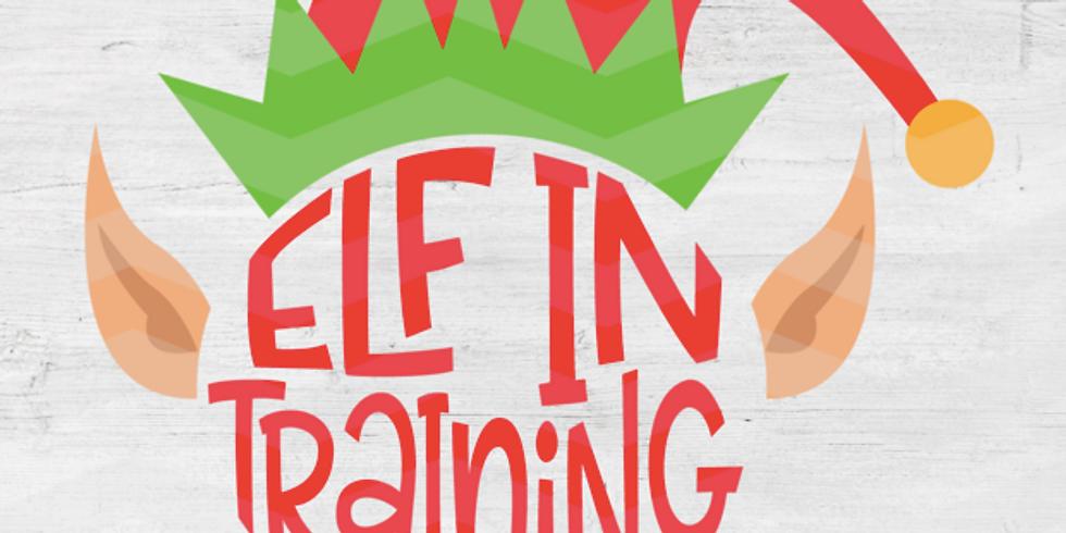 Elf Training Adventure - Sunday 15th December, 11am-1pm