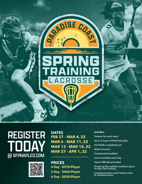 LAX Spring Training