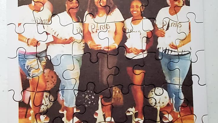 Create your own | Personalized | Cardboard | Jigsaw Puzzle