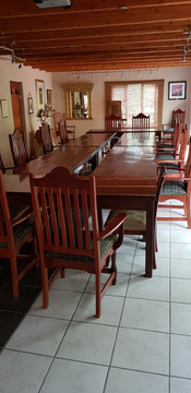 Zenzele River Lodge Confrance Room